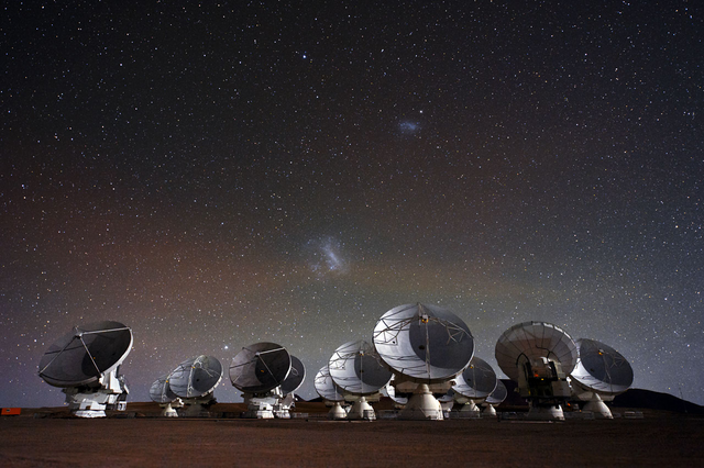 ALMA Observatory picture